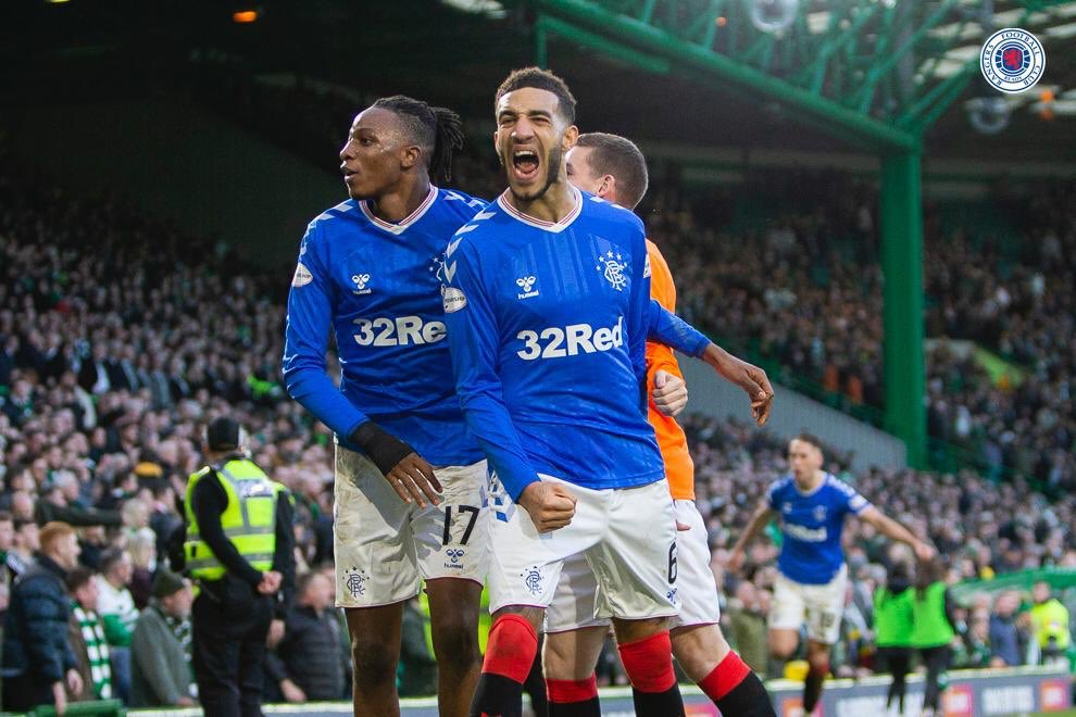 Scottish Cup: Aribo Scores As Rangers Thrash Hamilton 4-1