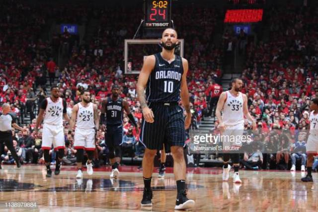 Don't Miss Evan Fournier Facing Nuggets At Pepsi Center
