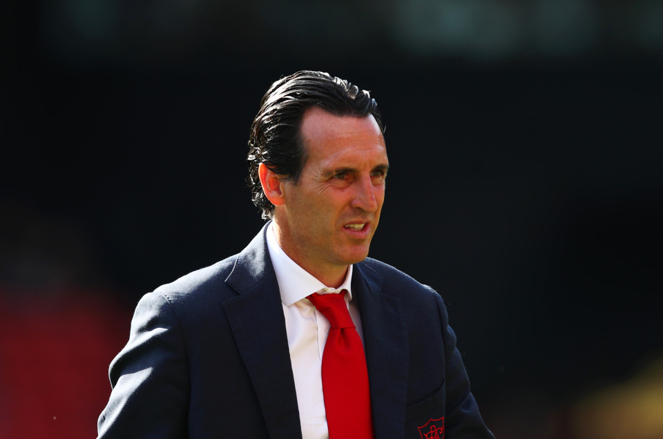 Everton Approach Former Arsenal Manager Emery Over Toffees' Job