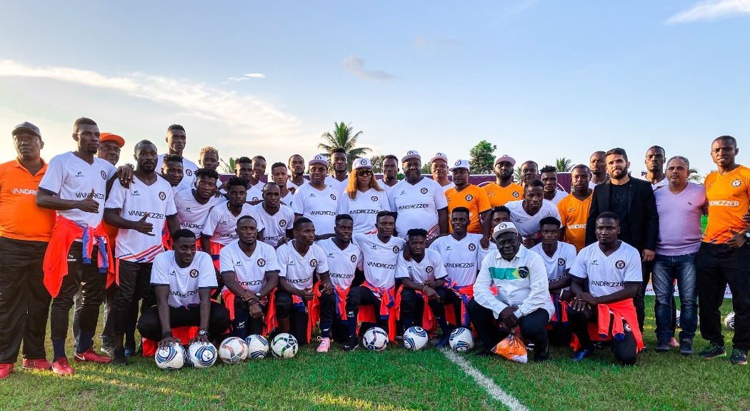NNL: Vandrezzer FC To Hand Out  Free Jerseys To Fans  Ahead Of Bayelsa United Clash