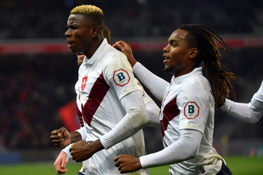 Osimhen Hails Lille's 'Important' Home Win Vs Dijon