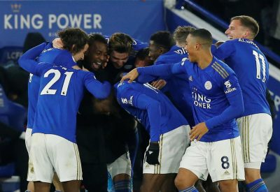 Iheanacho Bags Late Winner As Leicester Pip Everton 2-1 At Home