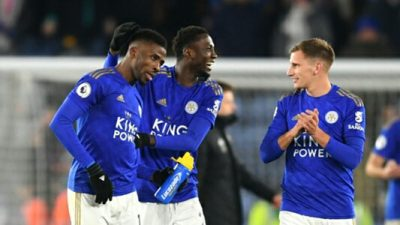 """Ndidi: """" Leicester Will Keep Working"""" To Maintain Pemier League Winning un"""