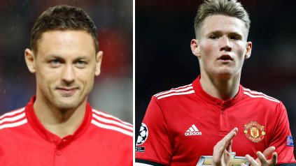 McTominay, Matic Return From Injury Setback Boosts Man  United  Ahead Tottenham Clash