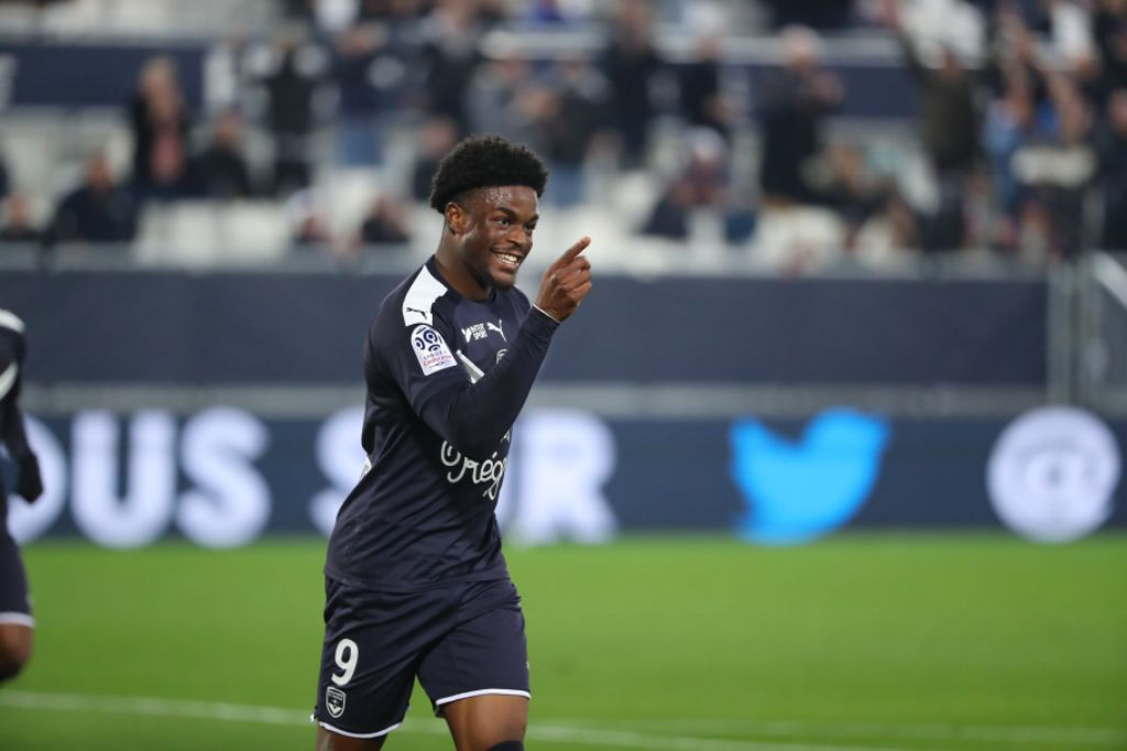 Maja Thrilled to Net First Career Hat-trick in Bordeaux's 6-0 Win vs Nimes
