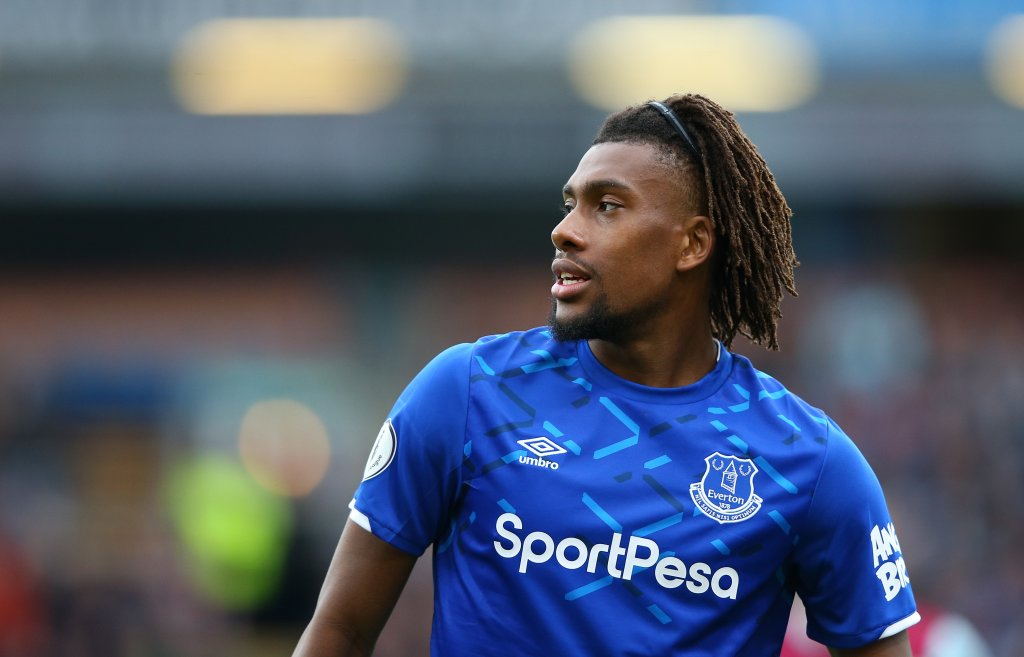"Iwobi: Everton ""Highly Motivated"" For Liverpool Clash"