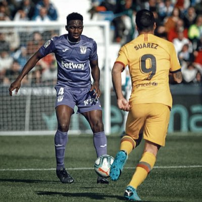 Omeruo Happy To Dump Chelsea For Leganes