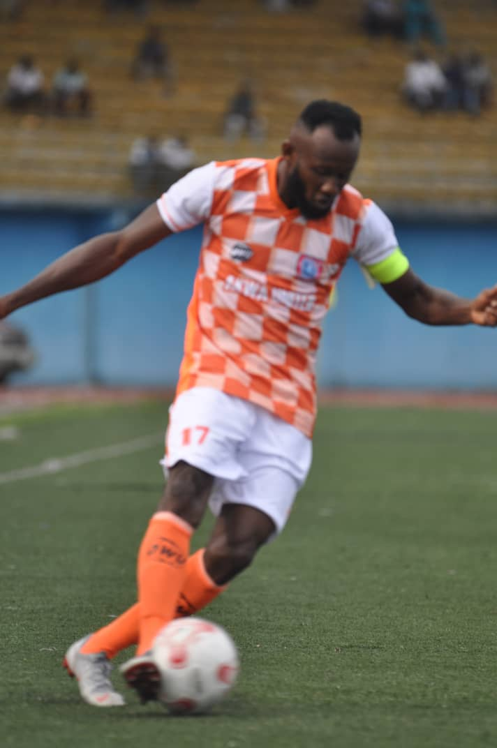 Udoh Confident Struggling Akwa Will Turn Season Around