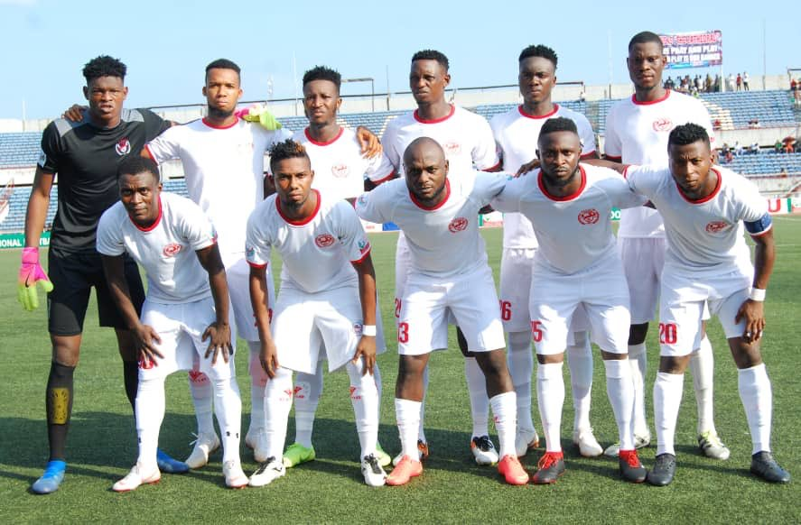 CAFCC: Rangers Rally Back To Hold Nouadibhou At Home