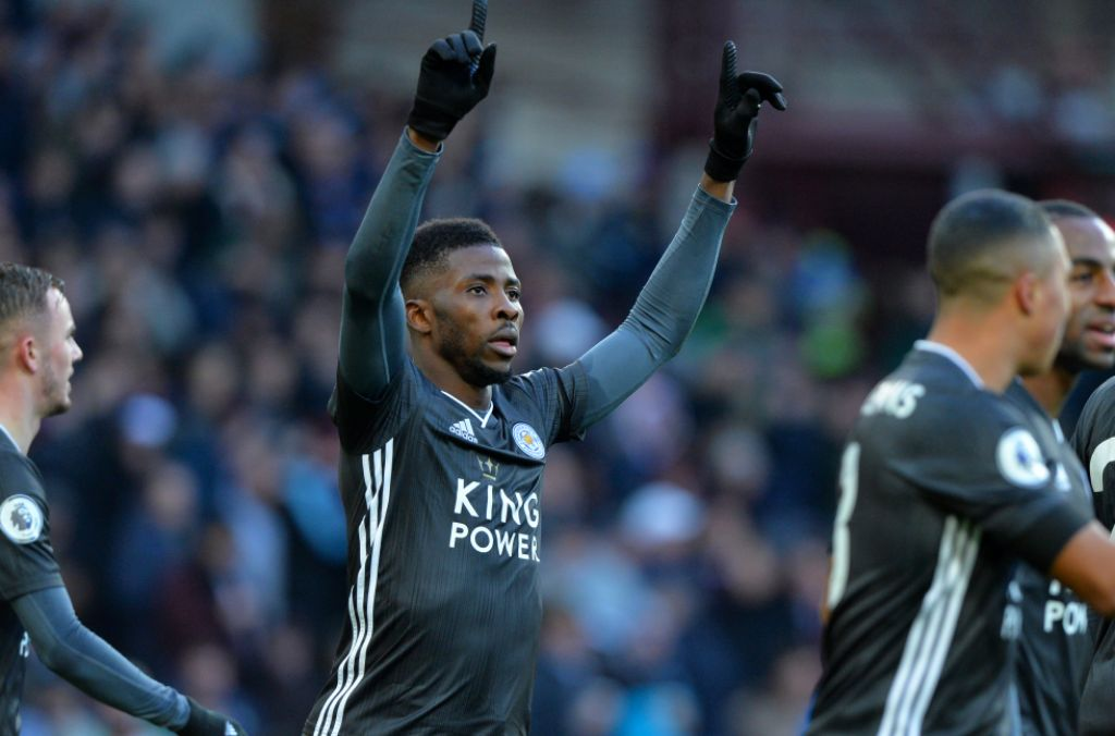 Leicester to Resist Palace, Villa Loan Move For Iheanacho
