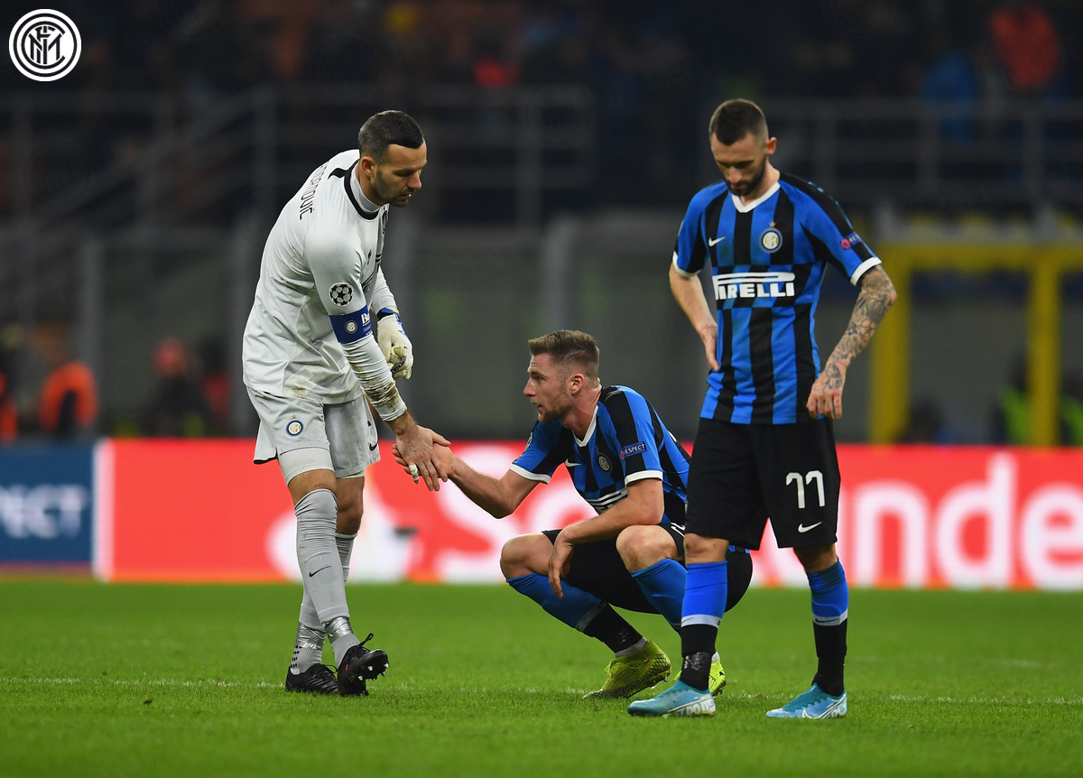 Inter Milan, Ajax Crash Out of C/League As Liverpool, Chelsea Advance Into Round of 16