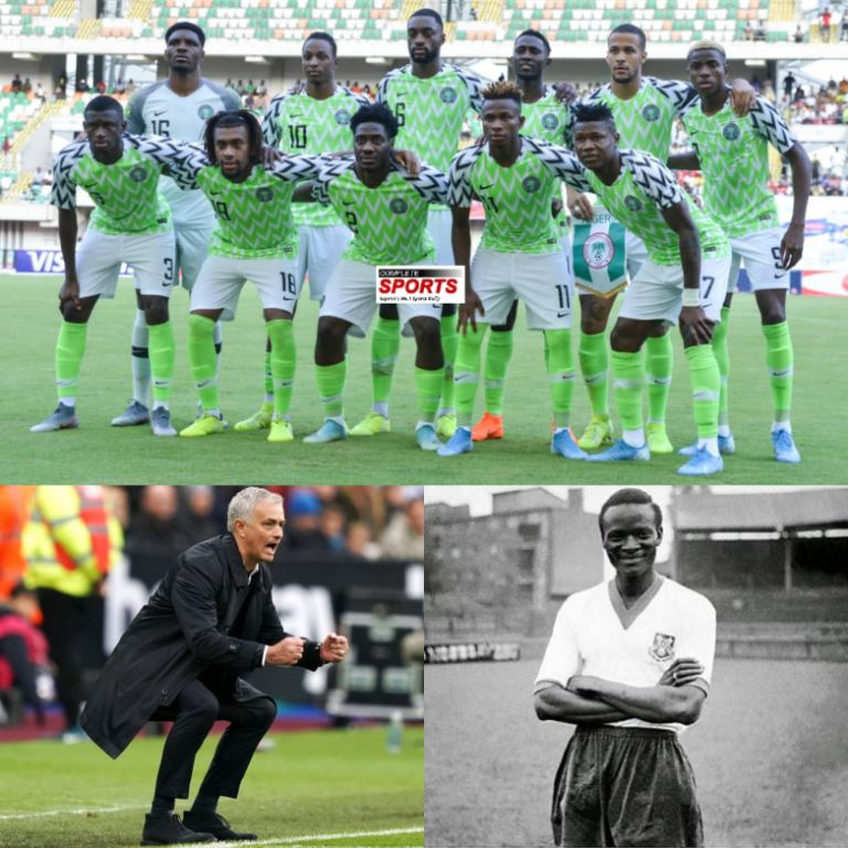 Odegbami: A 'Jose Mourinho' or a 'Thunder Balogun' for the Super Eagles! (Part 3)
