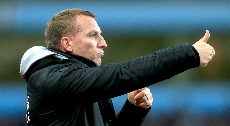Rodgers: Leicester City Ready To Challenge Liverpool For League Title