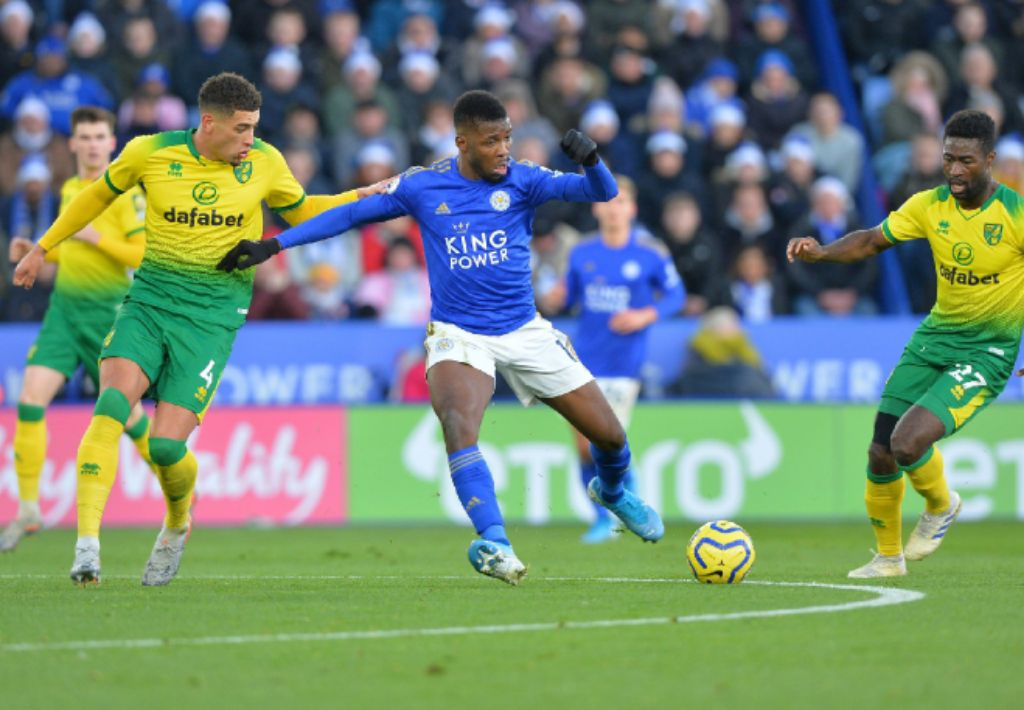 Iheanacho Subbed Off, Ndidi Stars In Leicester Home Draw; Bournemouth Win At Chelsea