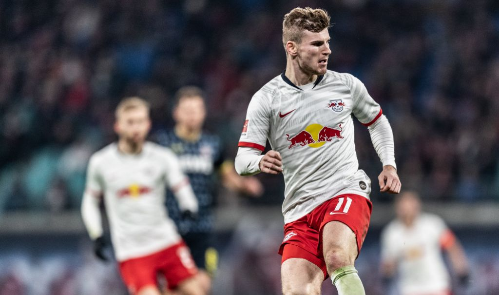 Leipzig Talisman, Werner: Playing 200 Bundesliga Games at 23 Very Special