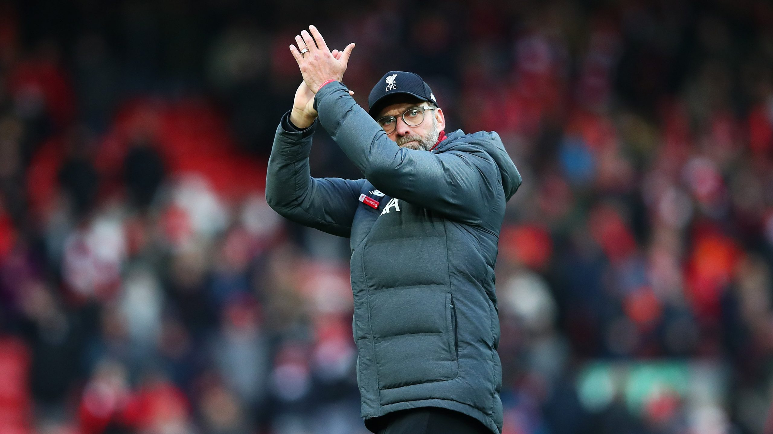 Klopp: Liverpool Can't Equal Arsenal's  Unbeaten Record