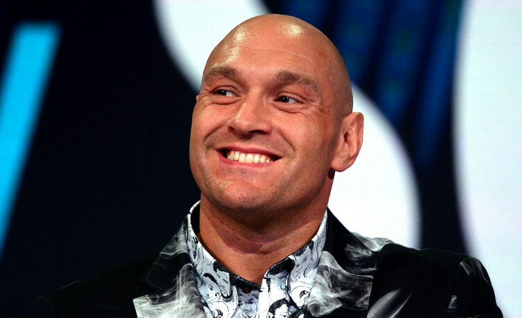 Fury Accepts Joshua Sparring Offer Ahead Wilder Rematch