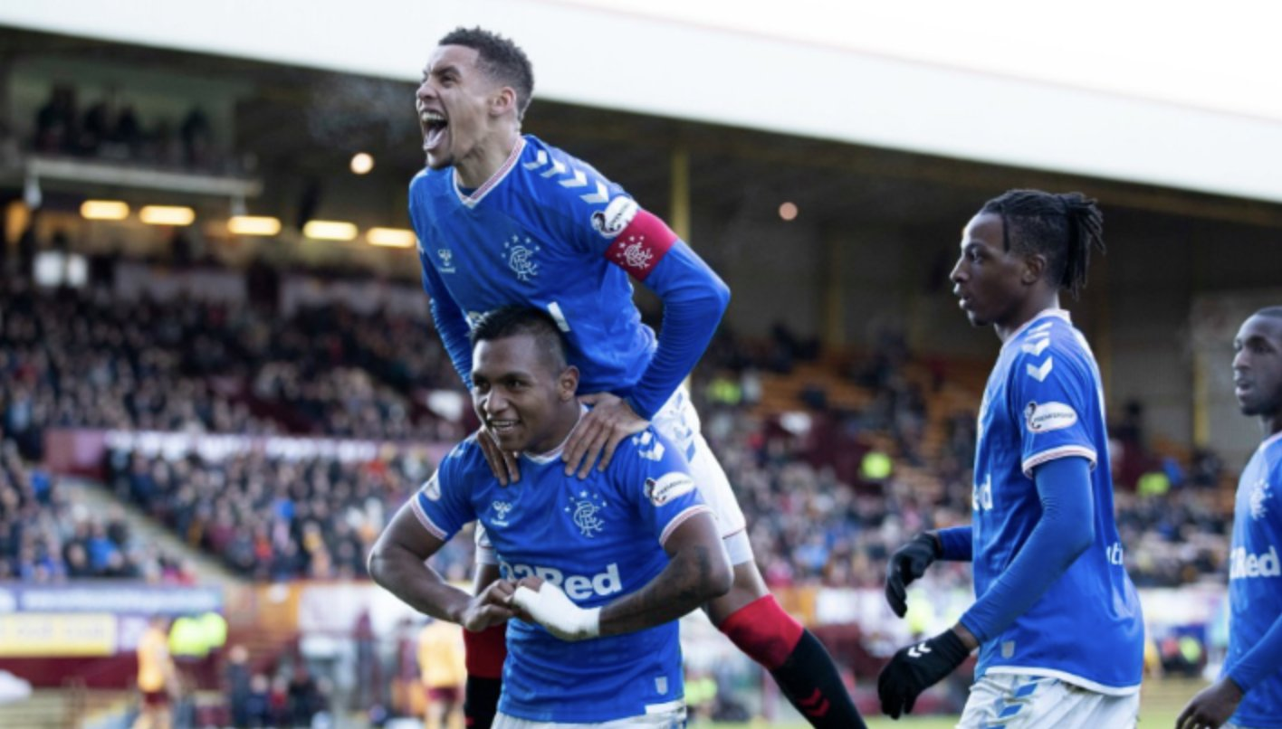 Aribo Thrilled With Rangers Away Win At Hibernian