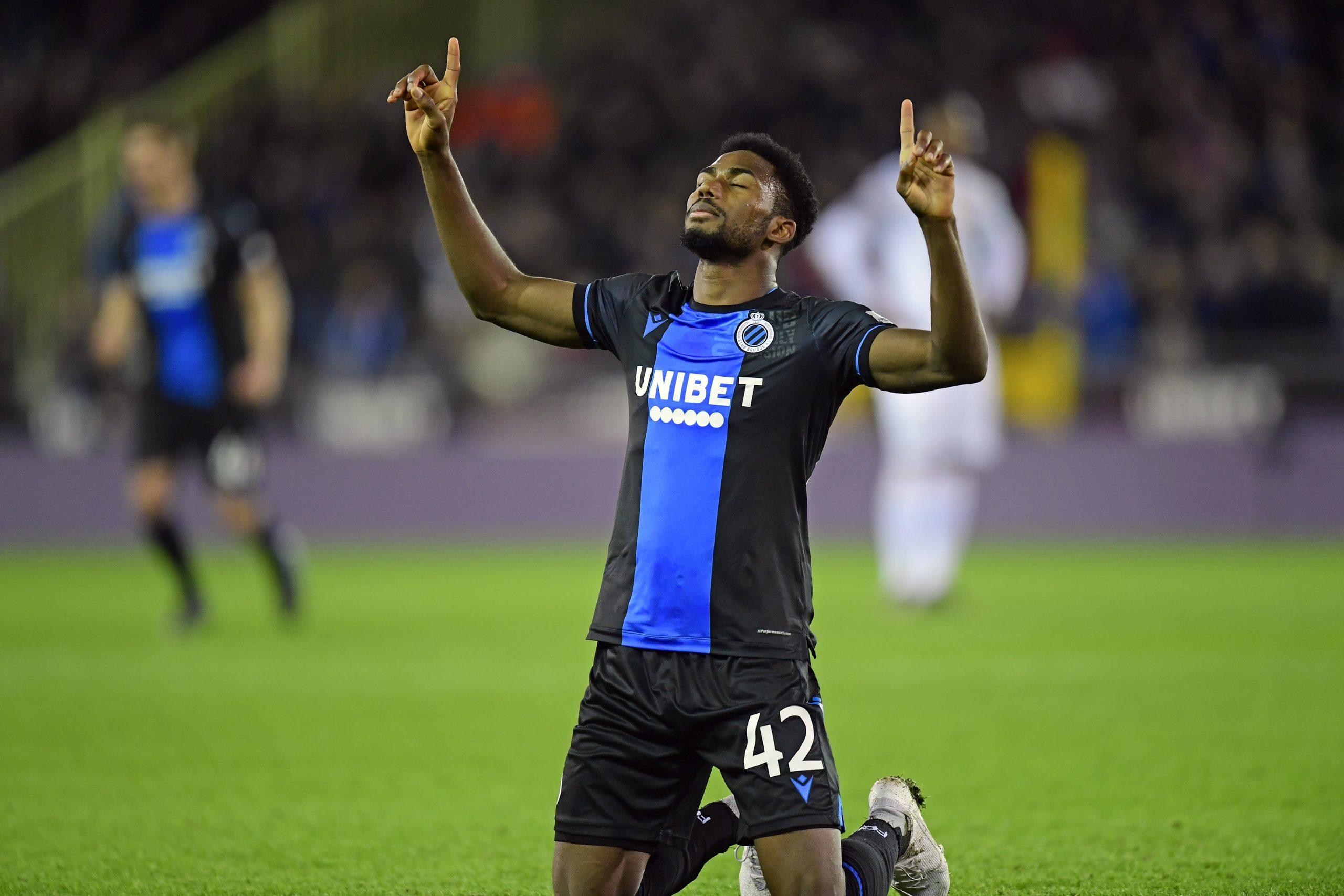 Dennis Nominated For Club Brugge's August Player Of The Month Award