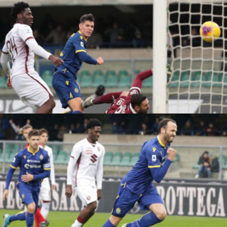 Serie A: Aina's Torino Surrender Three-goal Lead In Draw Against Verona, Troost-Ekong Lose With Udinese