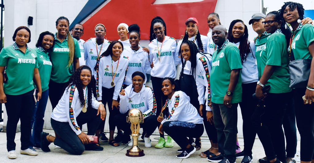 D'Tigress Coach Hughley Invites 14 Players For Olympic Qualifiers