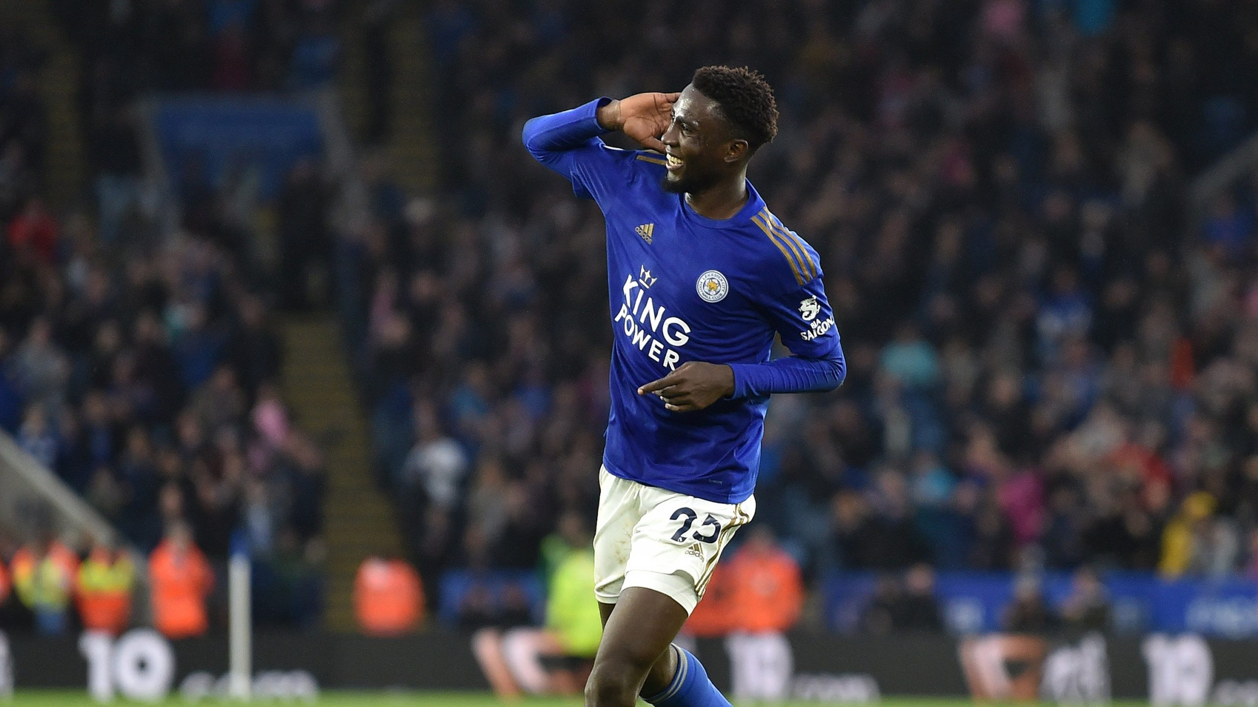 Rodgers: Ndidi's Centre-Back Role Temporary