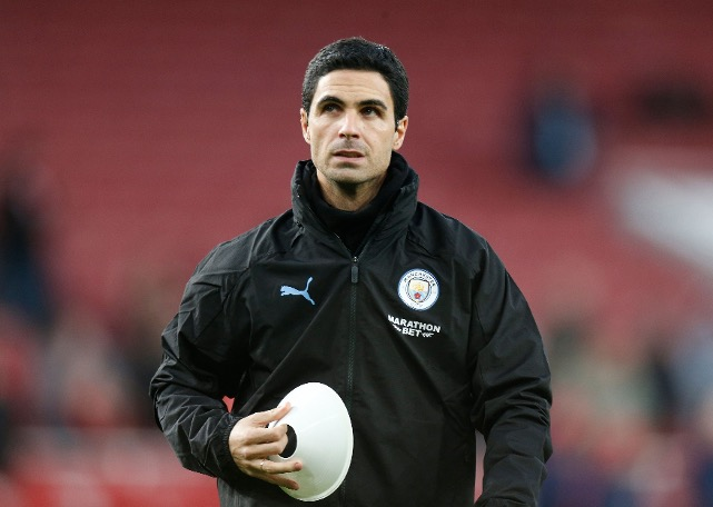 Cech Urges Arsenal To Stick With Arteta