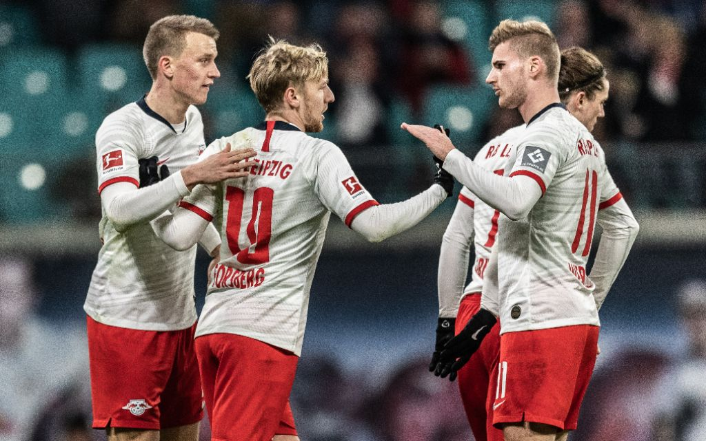 Bundesliga matchday 16: Rampant Leipzig Gun For Away Points vs Dortmund