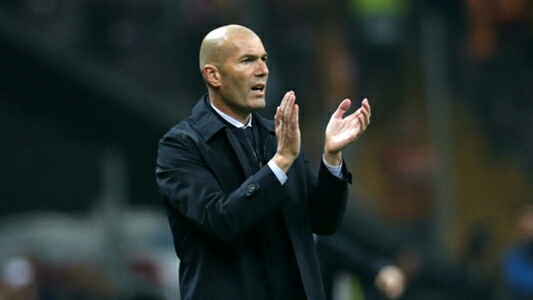 Zidane Worried About Real Madrid Injury Crisis