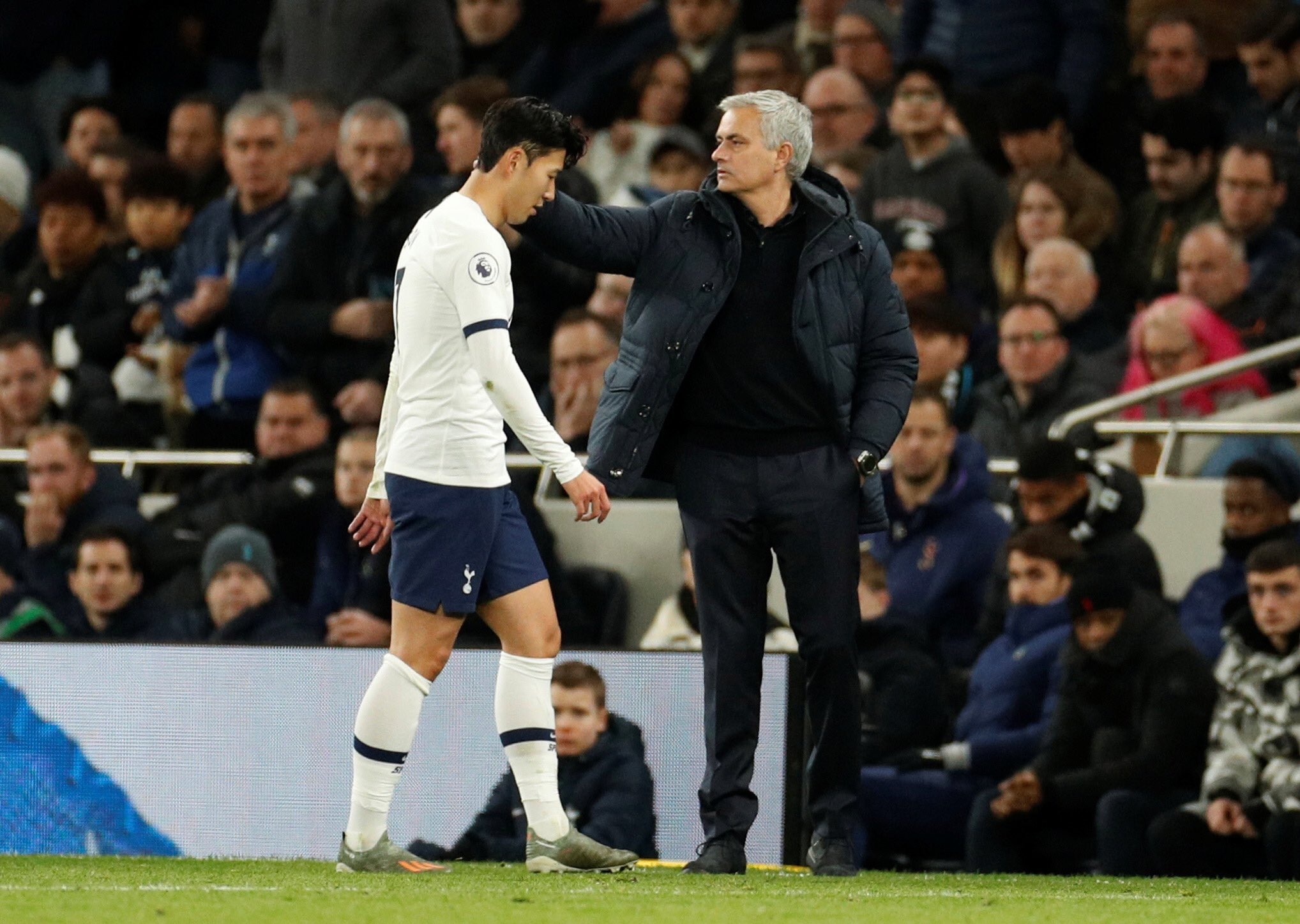 Mourinho Warns Against Killing World's Best EPL As Spurs Appeal Son Red Card