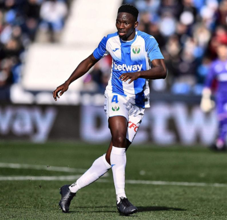 Leganes: No Concrete Transfer Bid For Omeruo Others