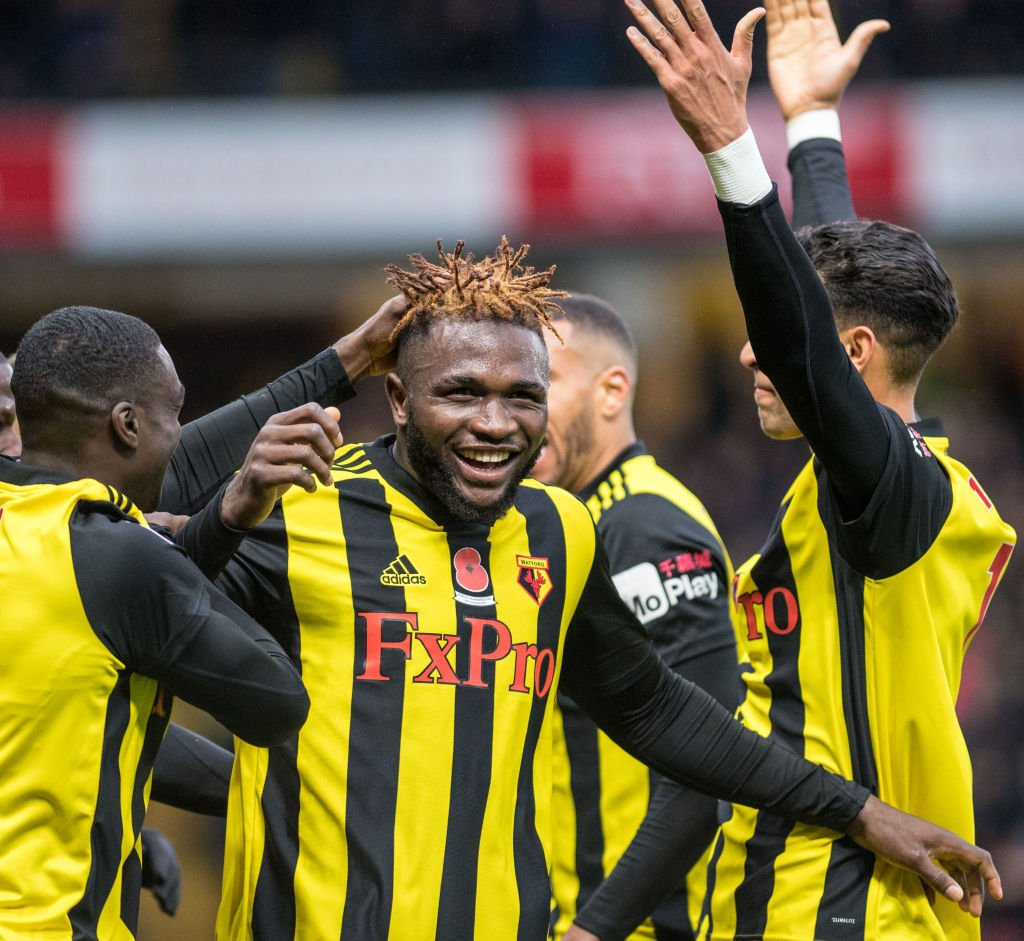 Success May Bag 1st EPL Start Since March As Watford Coach Rotates Squad