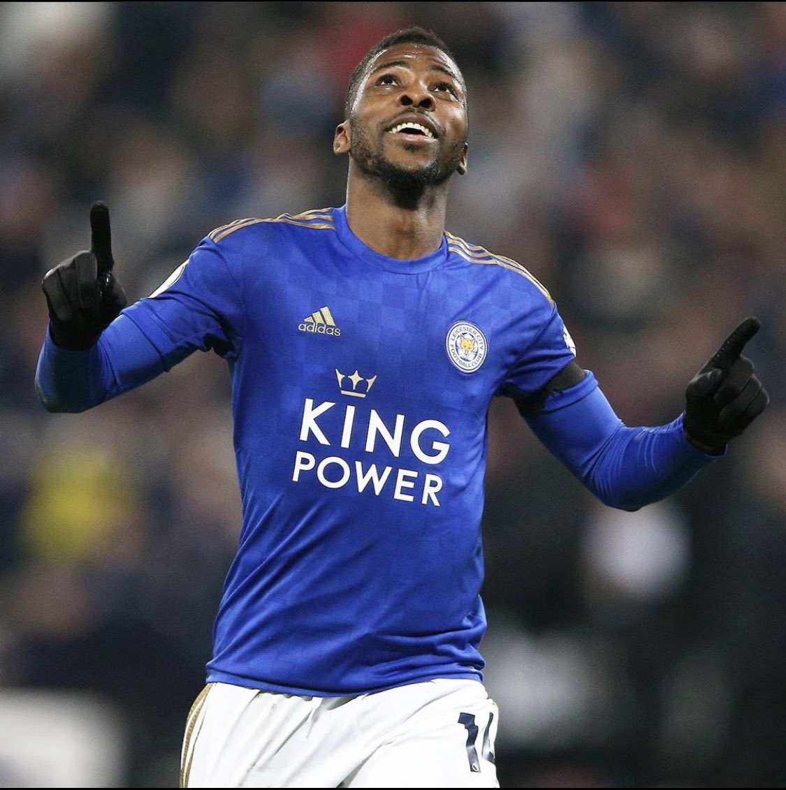 Iheanacho Thrilled After Scoring In Leicester Win At West Ham