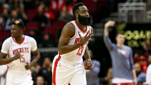 Don't Miss James Harden Facing Clippers At The STAPLES Center