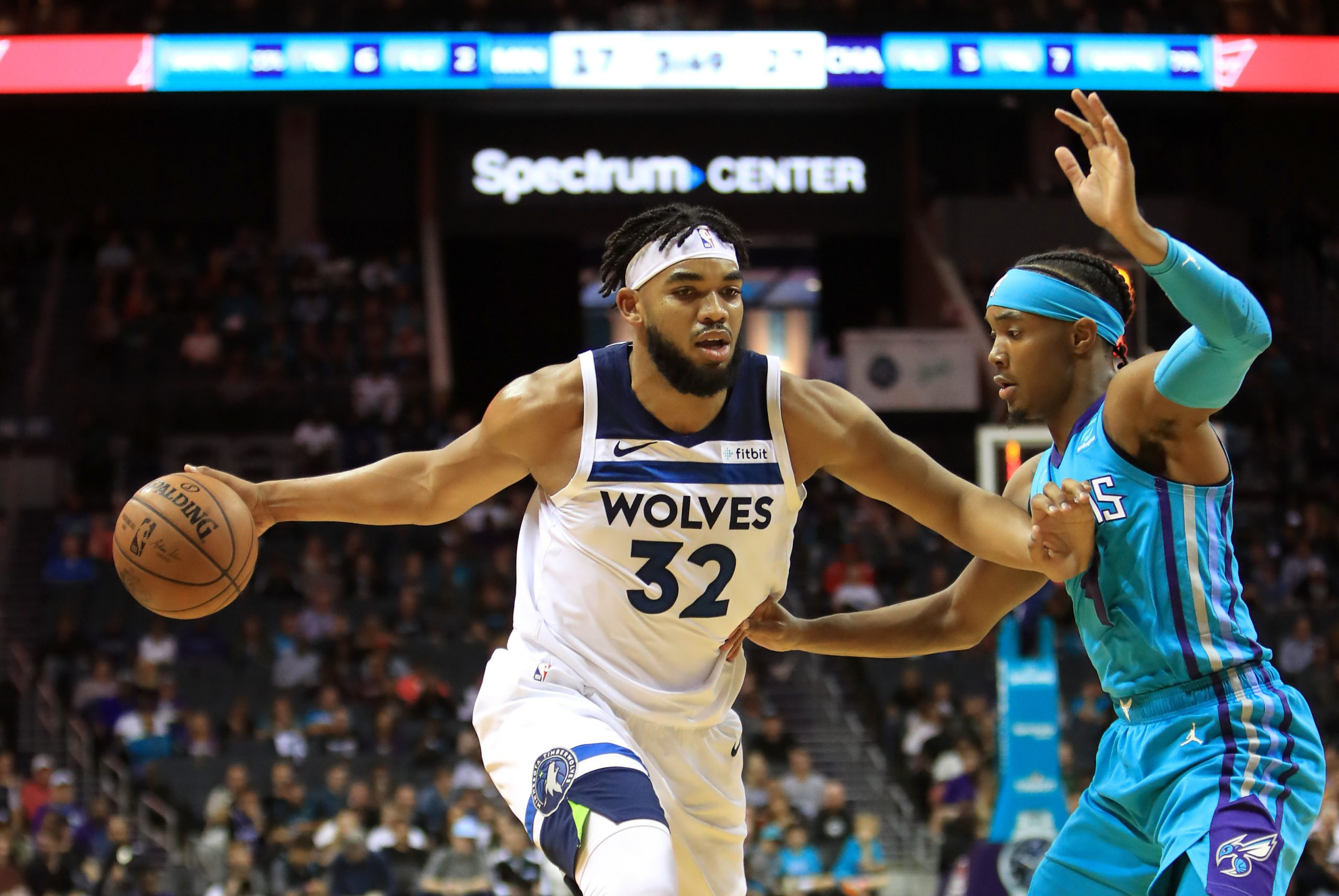 Karl-Anthony Towns And the T-Wolves To Host Clippers At The Target Center