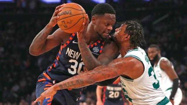 Knicks And Julius Randle Will Host Nuggets At Madison Square Garden