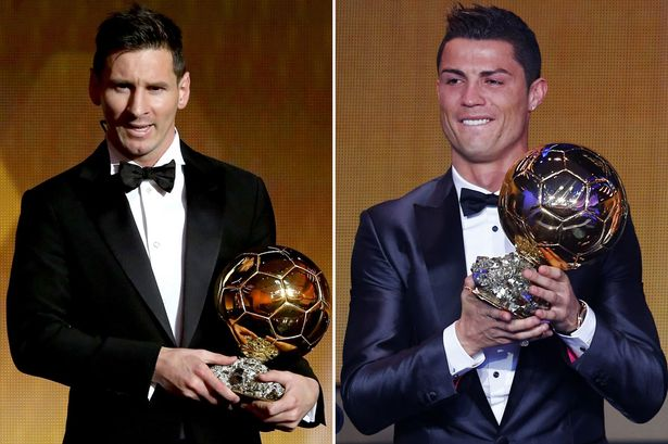 Messi Tops Ronaldo In 10 Best-Paid Players In World Football