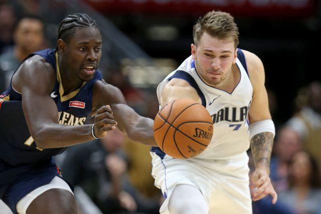 Don't Miss Luka Doncic Facing Pelicans At Smoothie King Center