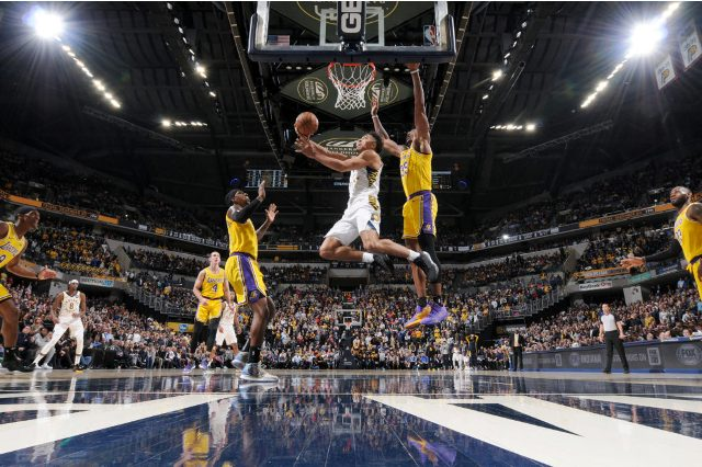 Malcolm Brogdon And The Pacers To Host Kings On At Bankers Life Fieldhouse
