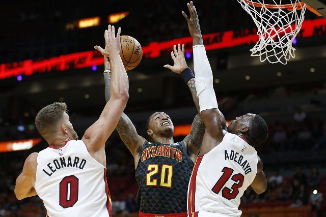 Heat And Jimmy Butler Will Host Hawks At American Airlines Arena