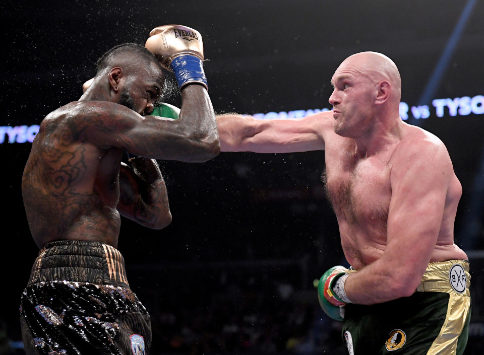 Wilder, Fury Rematch To Hold February 22 In Las Vegas