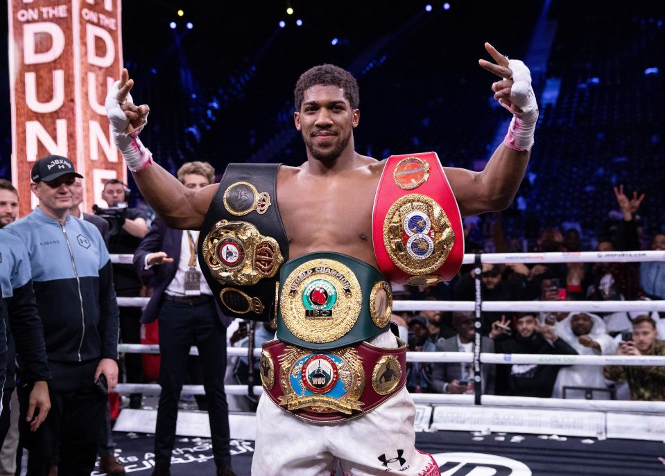 Joshua Set To Retire From Boxing After 15 More Fights