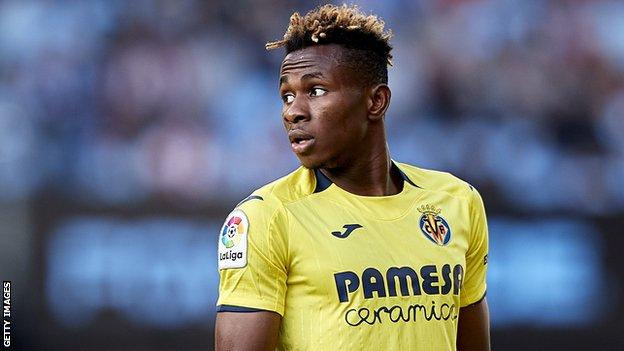 Lyon To Battle Liverpool, Chelsea For Chukwueze