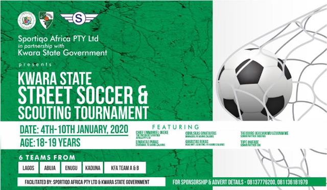 Sportiqo Africa Scouting Tournament Set To Unearth Nigeria's Next Football Stars