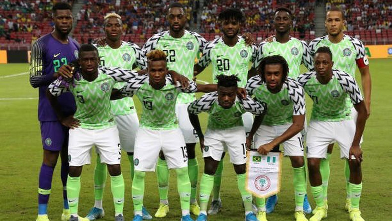 Super Eagles Drop In Latest FIFA World Ranking