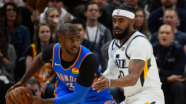 Thunder Vs. Jazz – The Utah Jazz Took The Last Meeting Between The Teams At Home