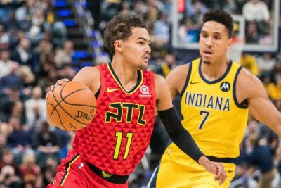Trae Young's Hawks To Host Pacers At State Farm Arena
