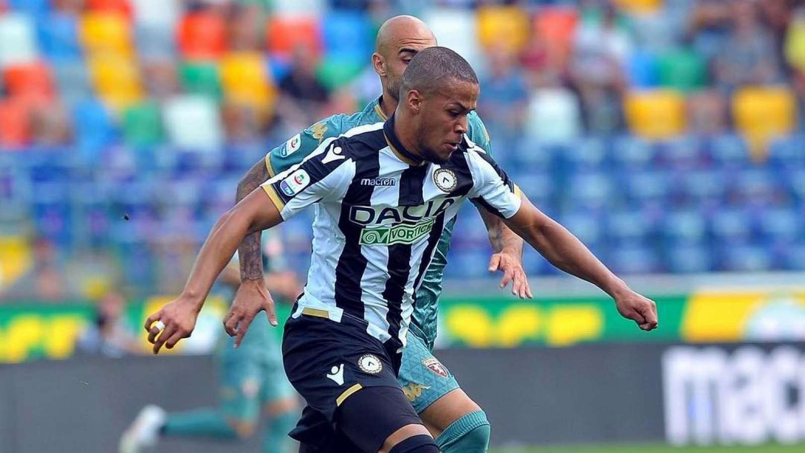Troost-Ekong In Action As Udinese Draw vs Verona; Stretch Winless Run