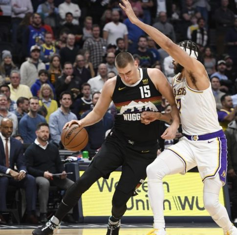 Wolves Come To Town To Meet Nikola Jokic And Nuggets, At Pepsi Center