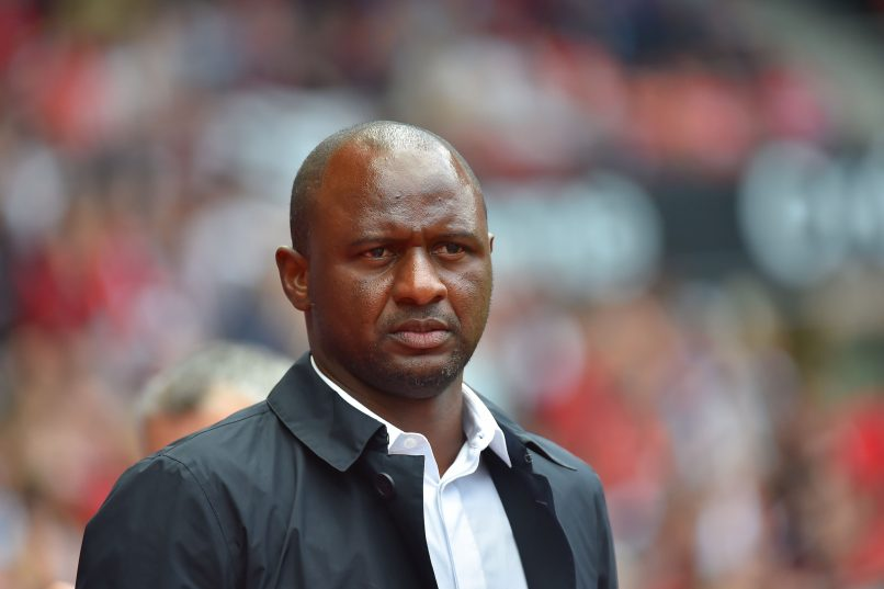 Viera Not Interested In Arsenal's Vacant Manager's Job